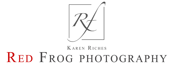 red frog photography